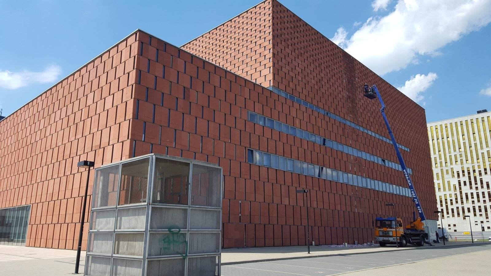 15 Biblioteka Uniwersytet Ślaski w Katowicach - Hydrofobizacja